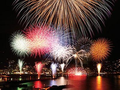 2016夏!伊東温泉海の花火大会